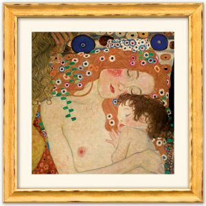 Gustav Klimt: Mutter und Kind
