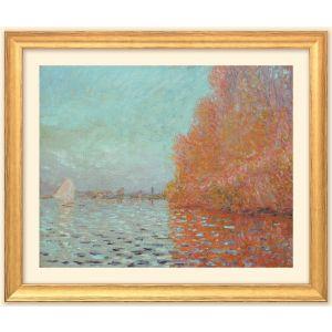 """Claude Monet: Bild """"Die Bucht von Argent"""