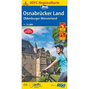 ADFC-Regionalkarte Osnabrücker Land/OL-M