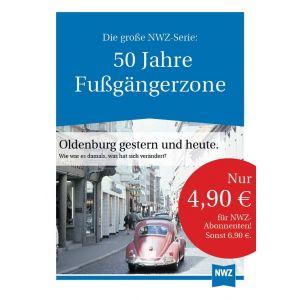 NWZ - 50 Jahre OL Fußgängerzone