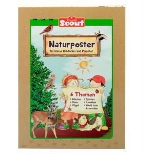 Scout Naturposter Mappe