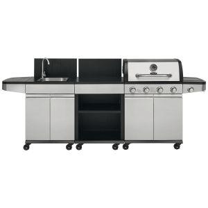 Gas-Grill Küche Juno