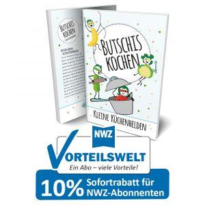 """Kinderkochbuch """"Butschis Kochen"""""""