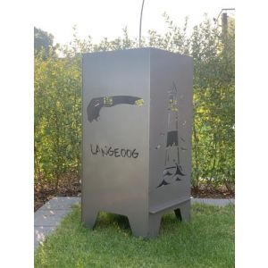 "Feuertonne 78cm ""Langeoog"""