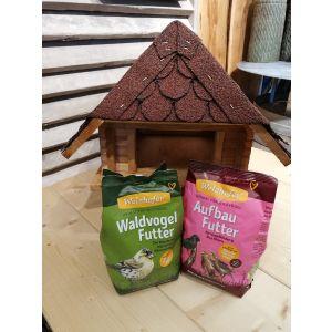 Paket Vogelhaus