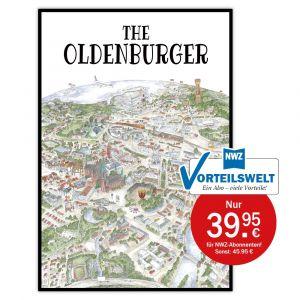 Kunstdruck The Oldenburger