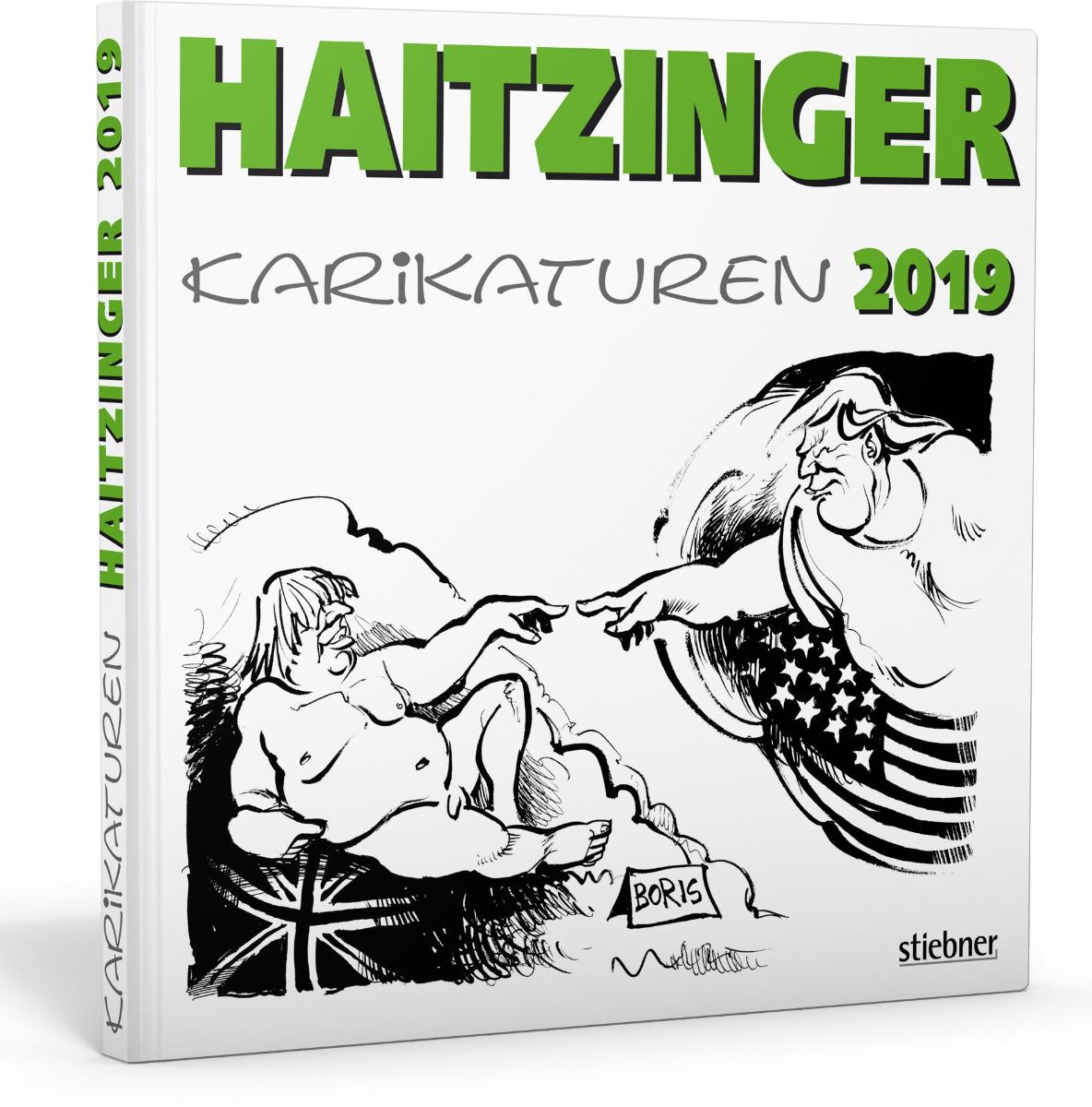 Haitzinger Karikaturen 2019
