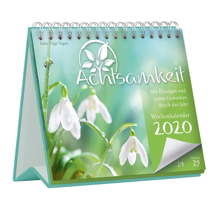 Achtsamkeit - Wochenkalender